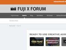 Fuji X Forum